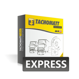 TACHOMATT Yellow EXPRESS
