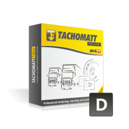 TACHOMATT Yellow D